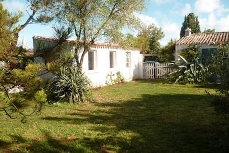 chambre & grand jardin, proche mer - Sainte-Marie-de-Ré - 其它