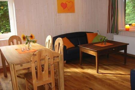 Ruhige Wohnung auf Bauernhof in Halverde