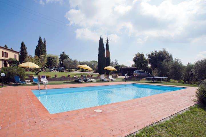 Casa Vacanze - Vigna Lontana 1 - Montescudaio - Apartamento