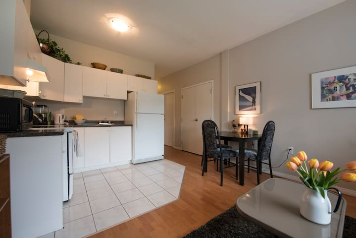 Comfortable & Clean Modern 1 Bdrm + - North Vancouver - Apartment
