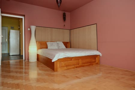 Great comfort in a beautiful room - Budapest - Wohnung