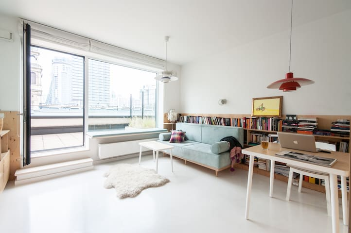 Studio 33, Central - Warsaw - Apartmen