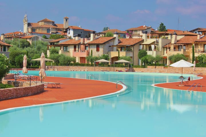 Garda Resort Apartment - Manerba del Garda - Daire