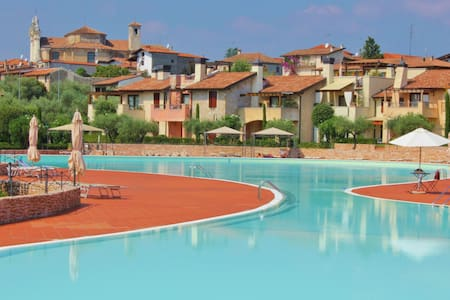 Garda Resort Apartment - Manerba del Garda - 公寓