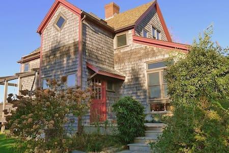 Block Island:  ebbetts cottage - New Shoreham - Haus