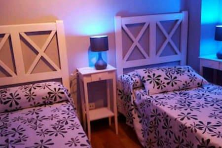 Habitacion dos camas cerca de Bilbao - Gallarta, Euskadi, ES - Wohnung