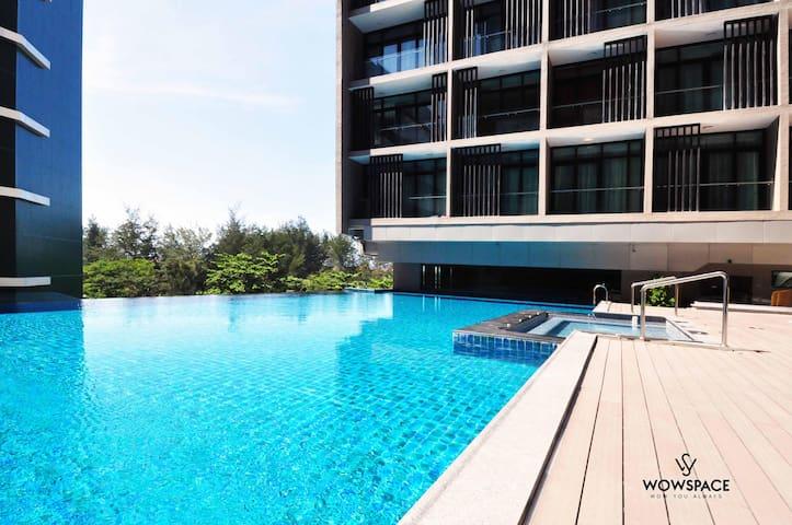 Wowspace @ Riverson 2.0 婆罗洲雨林主题公寓