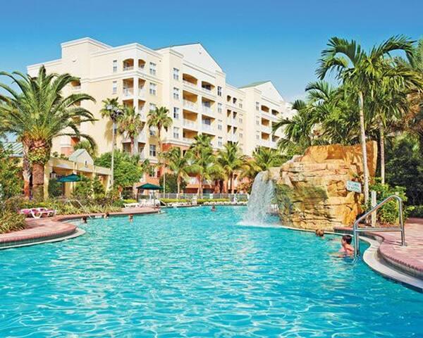 1 bedroom suite @Vacation Village Weston Resort - Weston - Daire