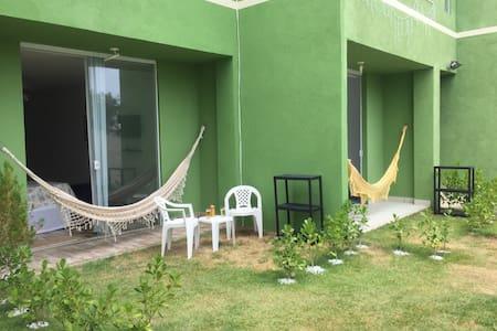 Loft totalmente mobiliado em Vilas - Lauro de freitas