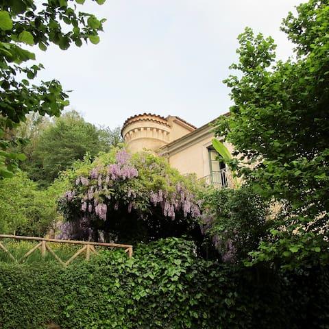 Palazzo Gallotti B&B (room 1) - Battaglia - Penzion (B&B)