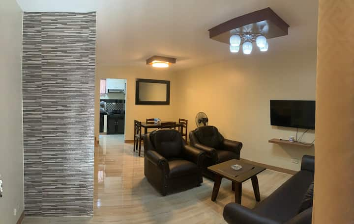 Unit A @ Deca Homes Clark Residences Pampanga