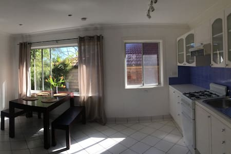 Manly-Fairlight Garden Apartment - Apartment