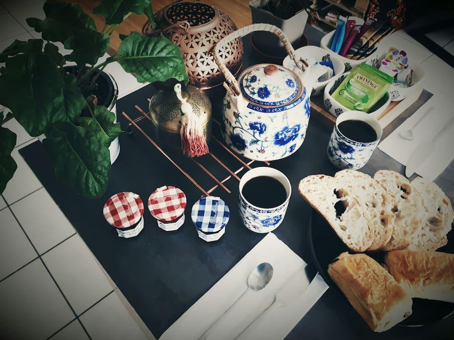 Envie d'un petit déjeuner...?