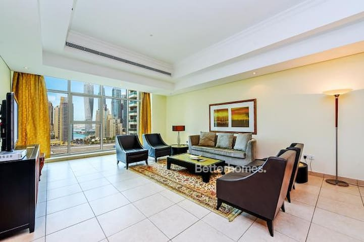 2 Bedroom Plus Maids- Skyline Views