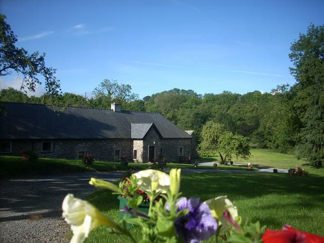Secluded, Private Cottage by River - Carrick On Suir - Casa