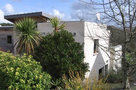 Maison d'architecte centre bourg - Muzillac