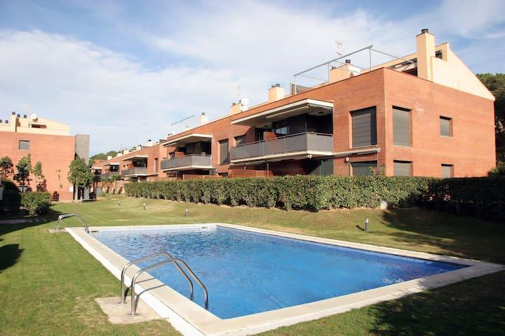 Apartamento 5 estrellas - Sant Antoni de Calonge - Pis