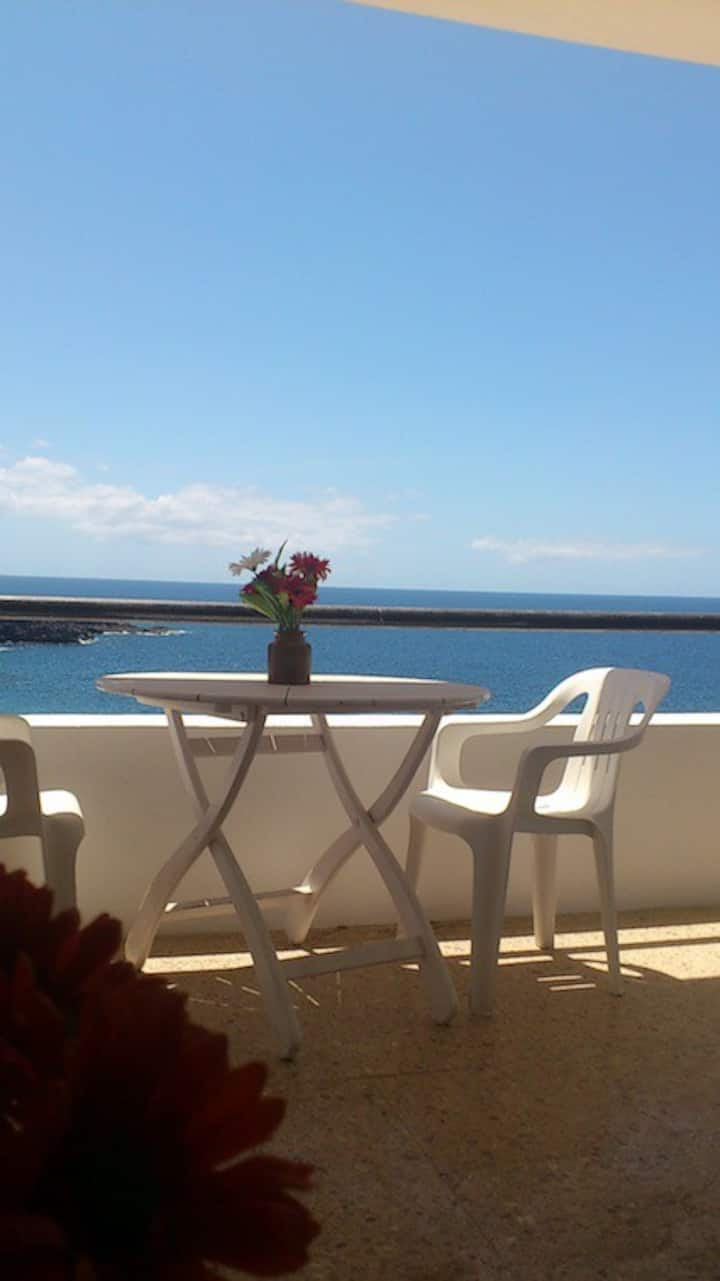 SEA FRONT APARTMENT IN TENERIFE