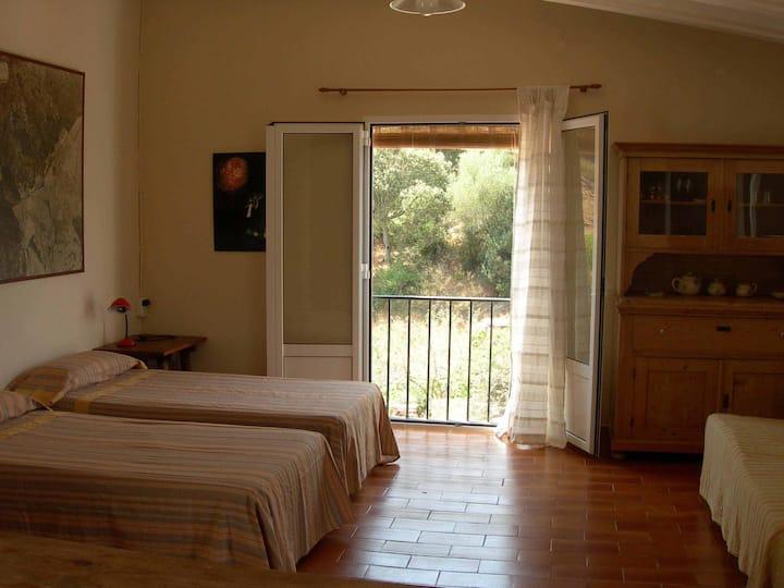 Apartamento-estudio con entrada independiente