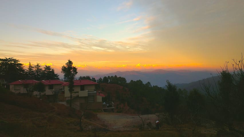 Sitla Estate, a mountain retreat. - District Nainital - Bed & Breakfast