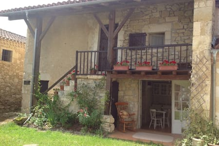 Little cottage, Homps. - Mauvezin - Ev