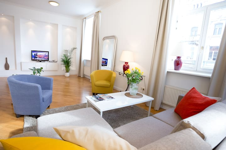 Superior 2-Bedroom Apartment - Town Hall sq. - Vilnius - Apartamento