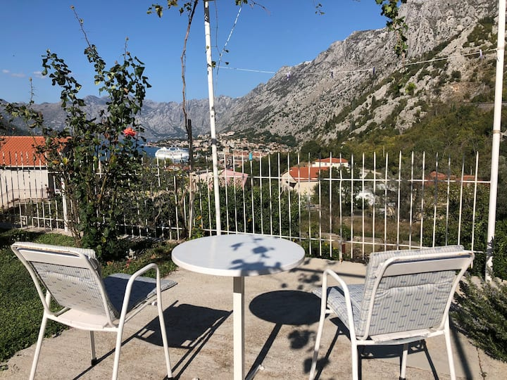 House with a Beautiful View of Kotor