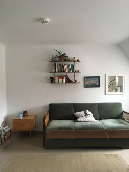 another spacious living room