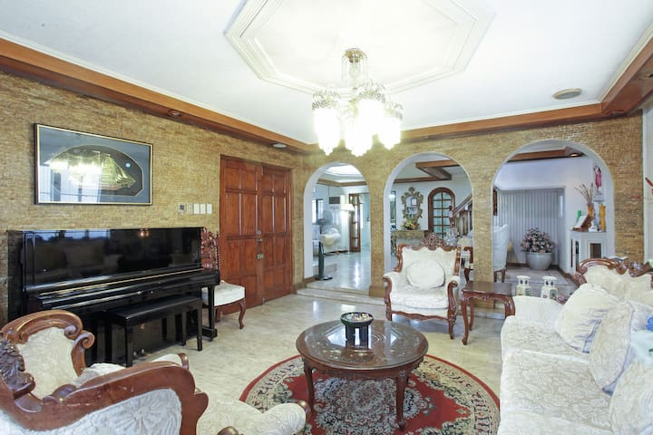 Ideal Vacation House - Quezon City - House