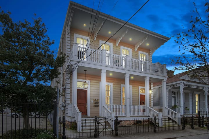 Elegant Historic Condo Steps from St Charles Ave