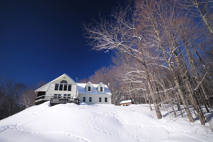 Perfect Winter Lodge in Vermont - Sharon
