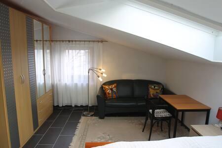 ruhiges Apartment am Waldrand - Heidelberg - Einliegerwohnung