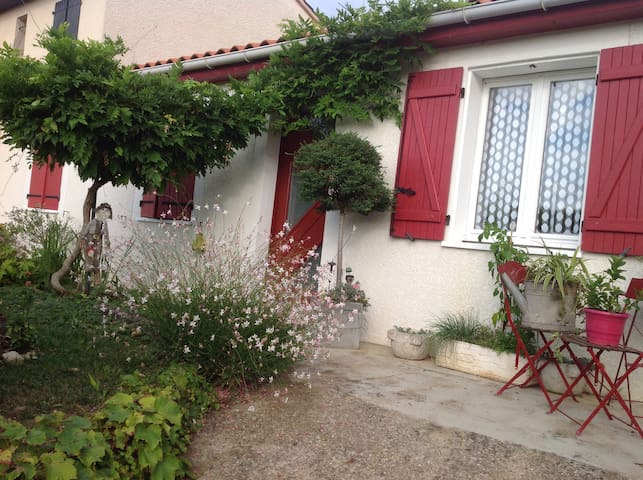 Petite villa allure basque