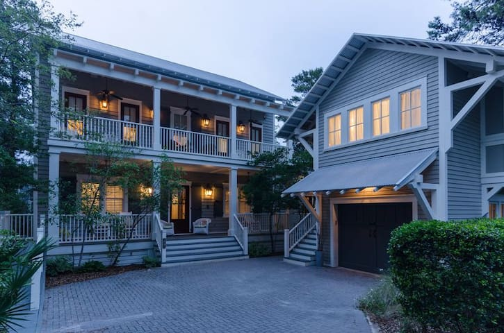 79 Dandelion 5 bdrm, with beautiful sweeping views - Santa Rosa Beach - House