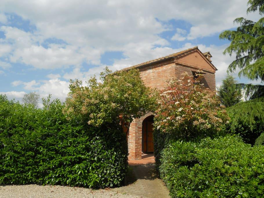 Villa Viole - Entrance