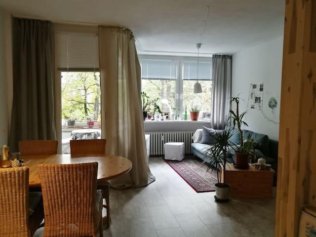 Schöne, ruhig gelegene Wohnung im ♥en von Köln