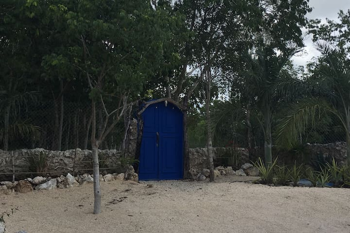 Selva's Cabin between Tulum and Coba