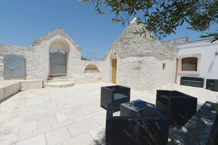 Trullo to Alberobello