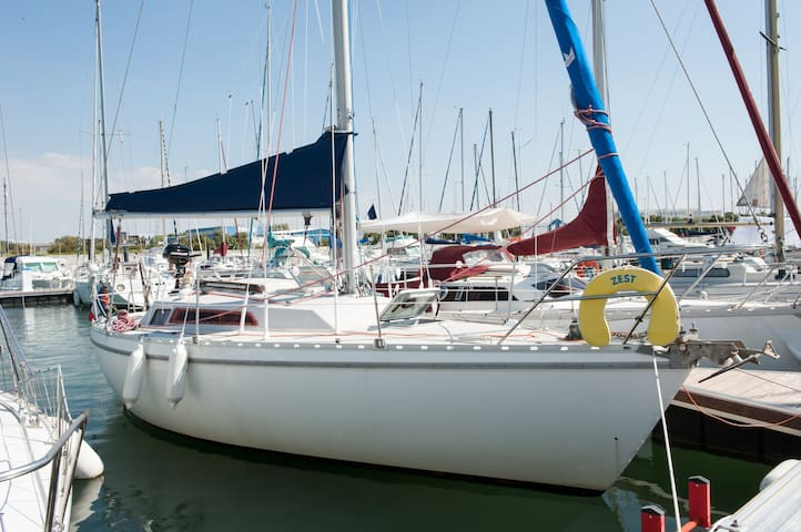 Dépaysant séjour sur un voilier - La Rochelle - Barco