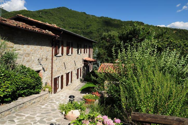 Vacanze in Toscana nella natura - Castiglione di Garfagnana - Haus