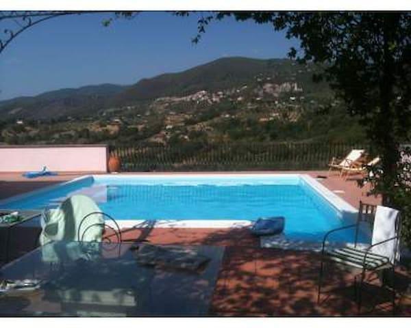 Villa Bel Poggio, Poggio Catino, IT - Poggio Catino - Casa de campo