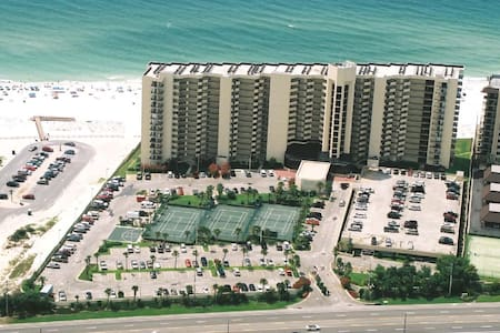 BEST BEACH OCEANFRONT VIEW 5STAR AMENITIES SPECIAL - Orange Beach
