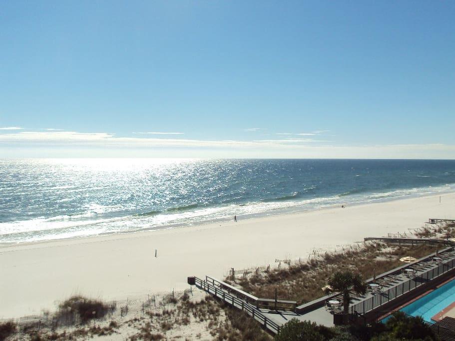 Million Dollar View. Best in Orange Beach!