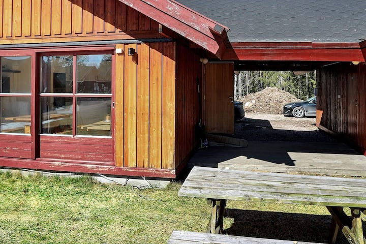 8 person holiday home in Ljørdalen