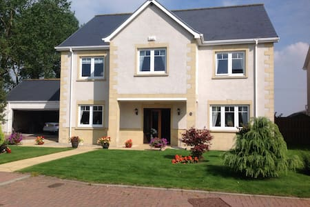 Lovely home in beautiful Perthshire - Tibbermore - Bed & Breakfast