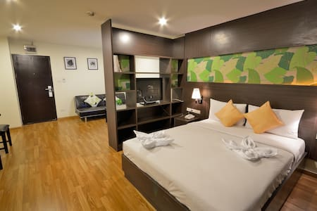 24hrs Service Apartment in the city - Bangkok