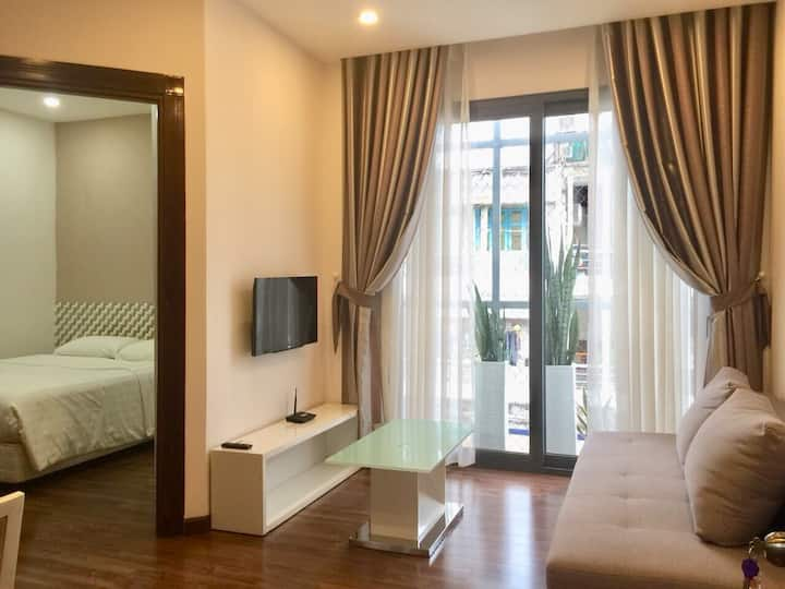 Cozy Apartment in Central District 1 HCMC