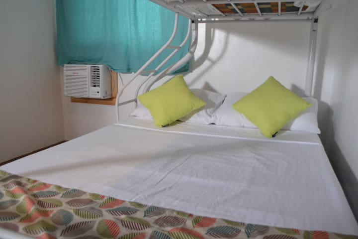 Clean sheets & comfort.