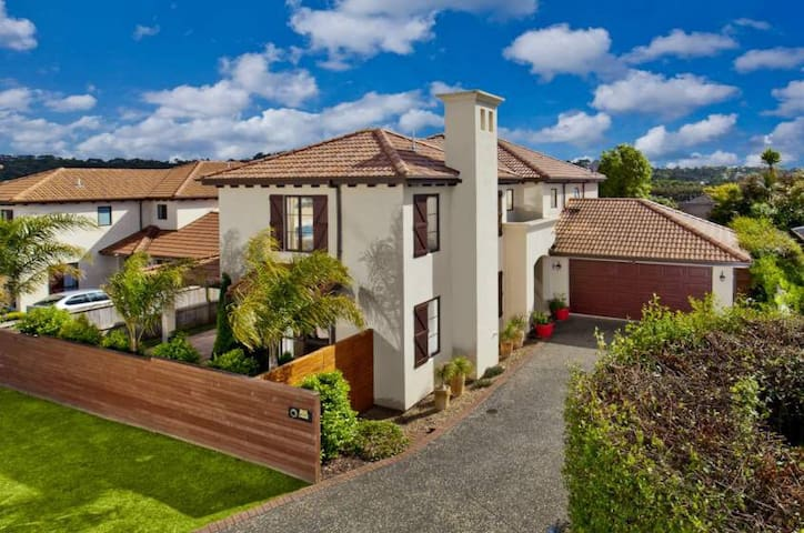 Luxury home away from home - Auckland - House