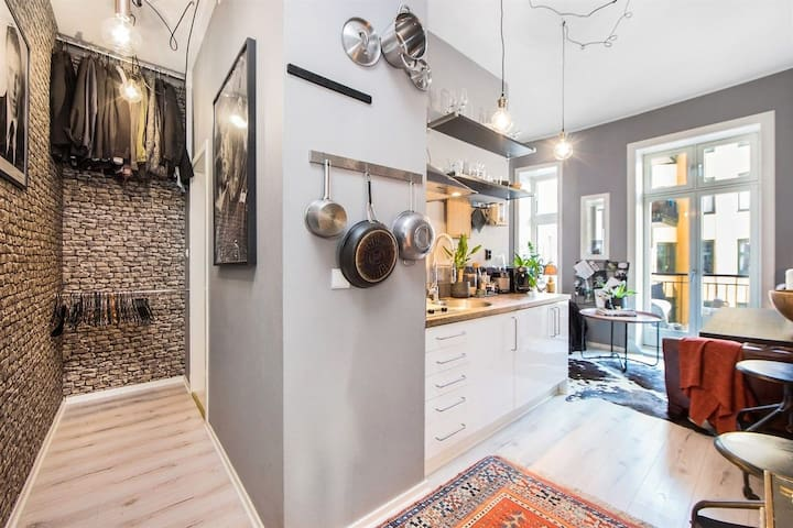 Kielce przytulne mieszkanie- poczuj się jak w domu - Kielce - Apartment